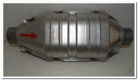 Katalizátor lapos 2000ccm 50mm