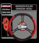 Kormányvédő Dragon piros Carpoint