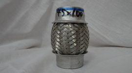 Flexicső 45x100