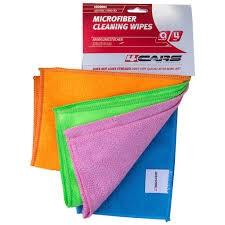 Törlőkendő Mikroszálas 4db 4CA