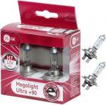 H7 55W +90% GE Megalight Tungsram izzó