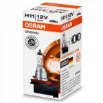 H11 12V 55W Osram Original Pgj19-2
