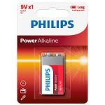 Elem 9V Power Alkaline PHILIPS