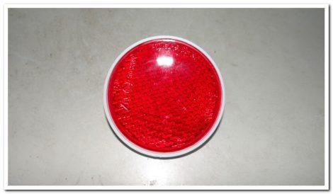 Prizma kerek piros csavaros