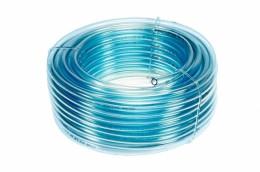 Benzincső PVC 8x1,5 mm átlátszó 25m