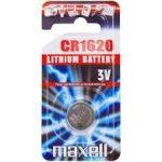 Gomb elem Lithium 3V Maxell