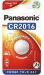 Gomb elem Panasonic Lithium CR2016 2DB