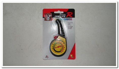 Légnyomásmérő műanyag Typer