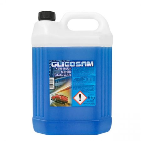 Fagyálló -72C kék 5KG Glicosam