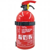 Tűzoltó készülék 1kg A,B,C Sima