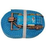 Heveder 2t 8m 38mm kék AH088-8m-BR