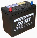 12V 45 Ah ROCKET BAL+ 430A SUZUKI vékony akkumulátor