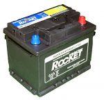 12V 55 Ah Rocket 440A J+akkumulátor