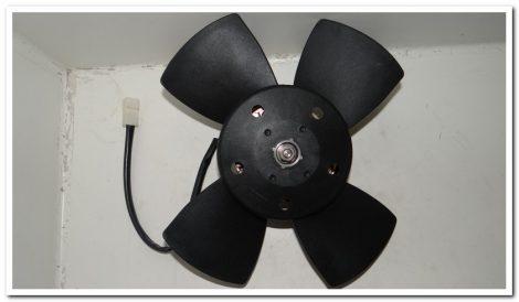 Lada Hűtőventilátor 2103