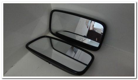 Teherautó tükör Merci közép