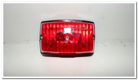 Kiegészítő lámpa piros / db