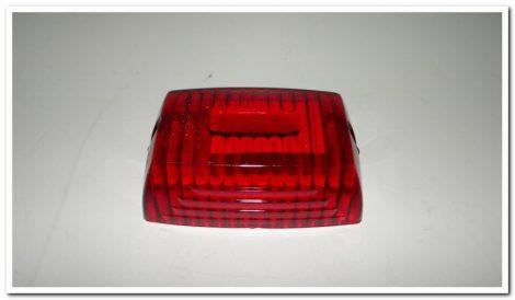 Kiegészítő lámpabúra piros