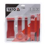 Kárpit kiszedő készlet 5 db-os Yato