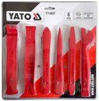 Kárpit kiszedő készlet 6 db-os Yato